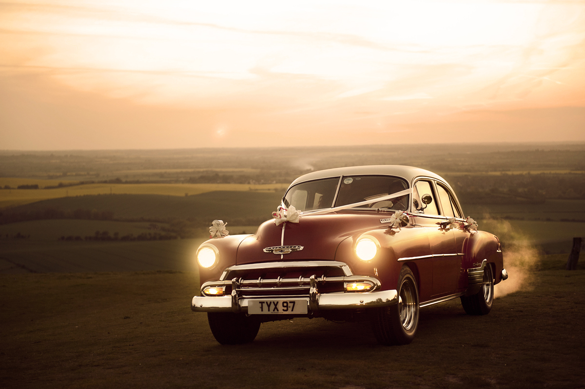 2 - vintage 1952 Chevrolet Styleline Deluxe - Whipsnade Zoo Wedding Bedford facebook