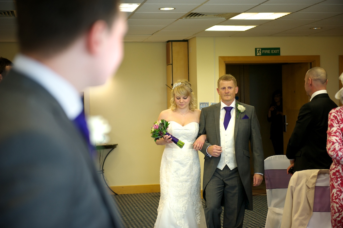 Crown Plaza Hotel Colchester Wedding - Angharad & Dave26