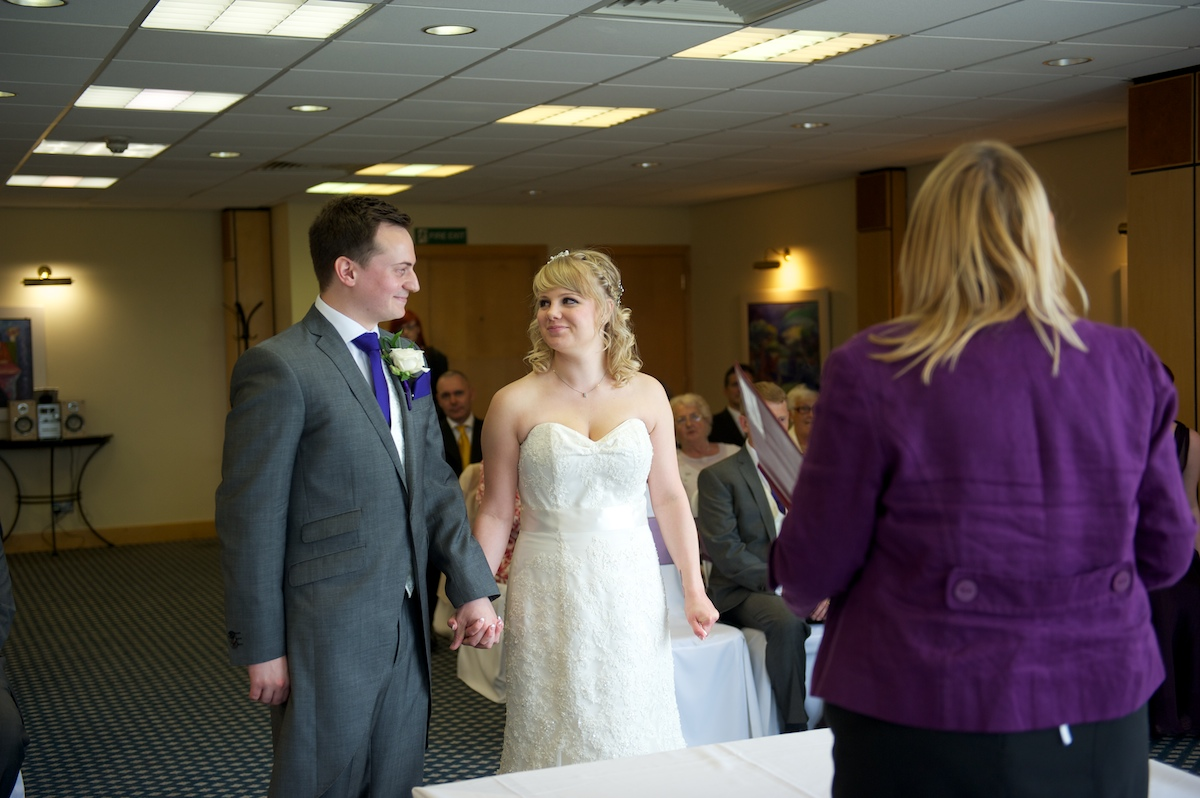 Crown Plaza Hotel Colchester Wedding - Angharad & Dave29