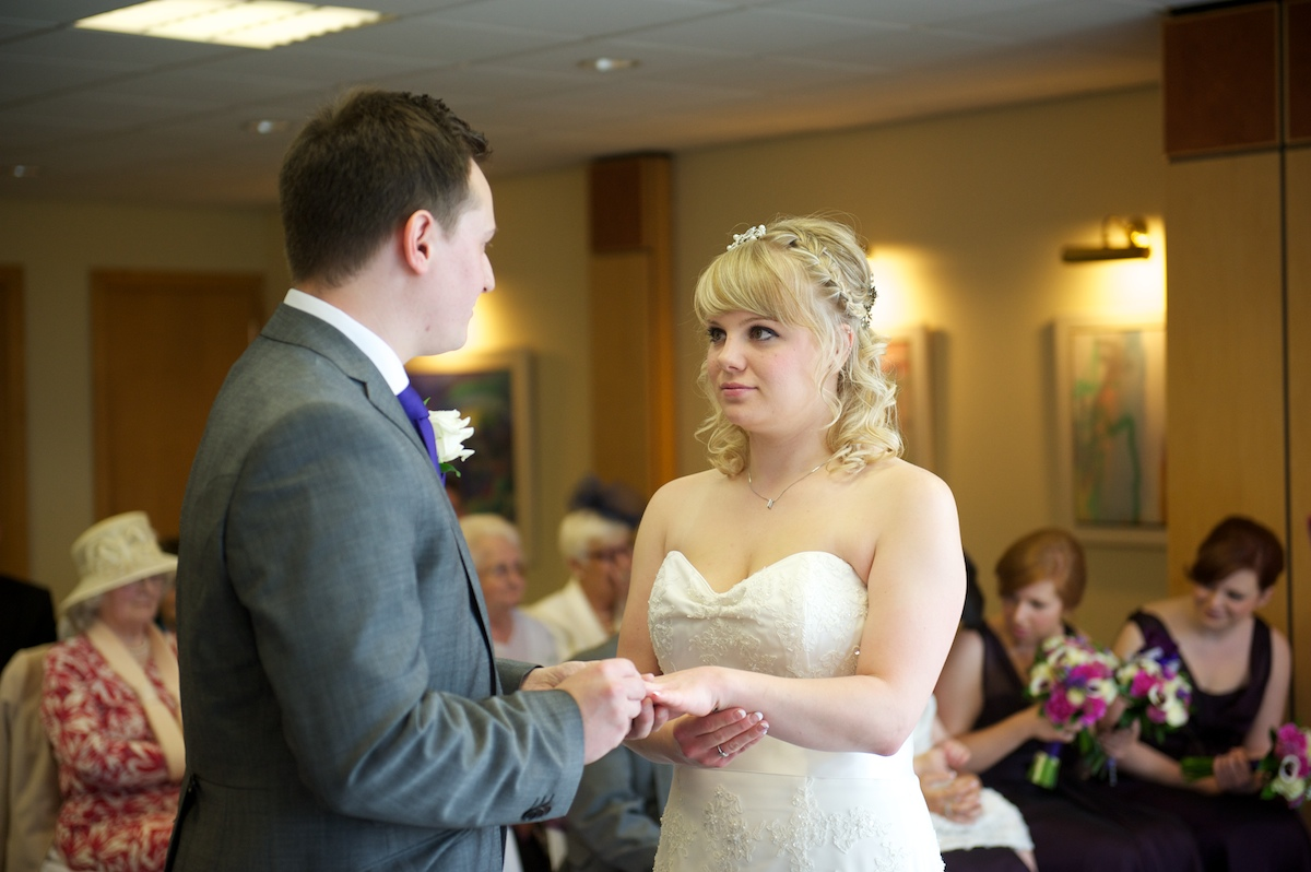 Crown Plaza Hotel Colchester Wedding - Angharad & Dave31