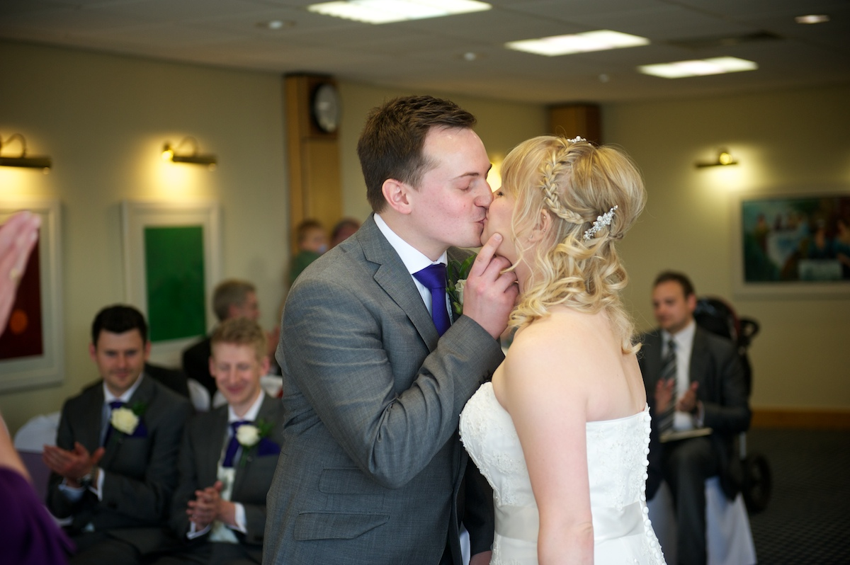 Crown Plaza Hotel Colchester Wedding - Angharad & Dave33