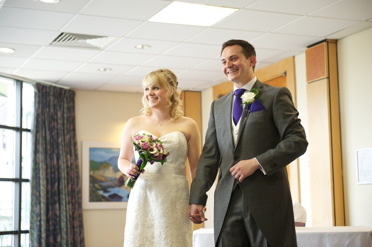 Crown Plaza Hotel Colchester Wedding - Angharad & Dave35