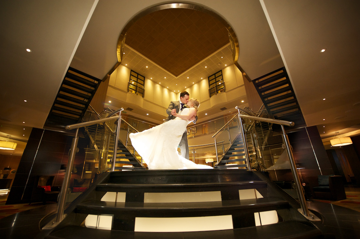 Crown Plaza Hotel Colchester Wedding - Angharad & Dave73