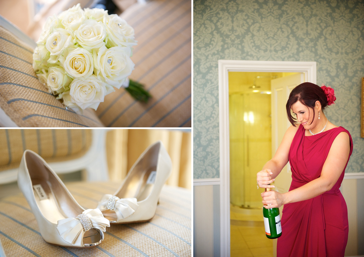 Moors Park Golf Club Wedding Marie & Abi 12