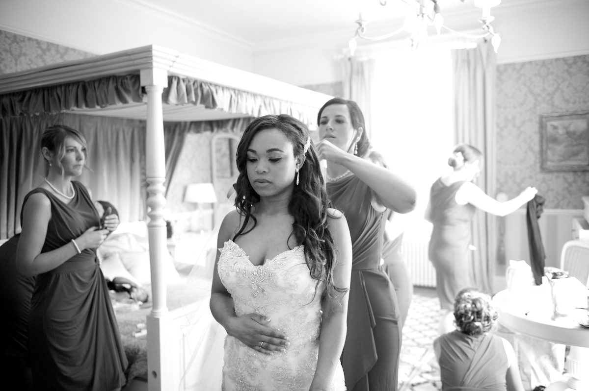 Moors Park Golf Club Wedding Marie & Abi 13