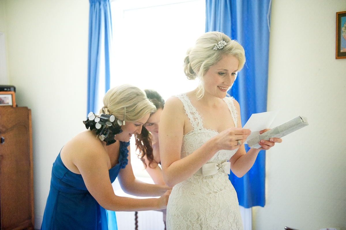Stoke By Nayland Hotel Wedding - Clare & Jon20