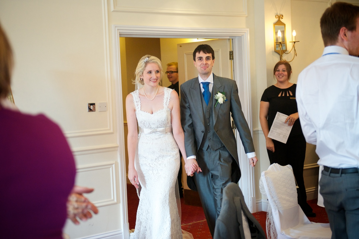 Stoke By Nayland Hotel Wedding - Clare & Jon58