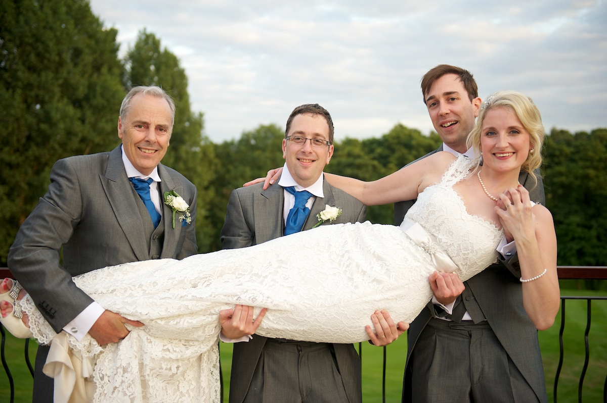 Stoke By Nayland Hotel Wedding - Clare & Jon84