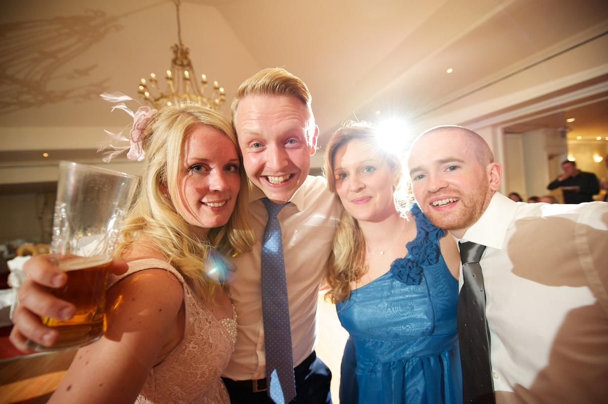 Stoke By Nayland Hotel Wedding - Clare & Jon94