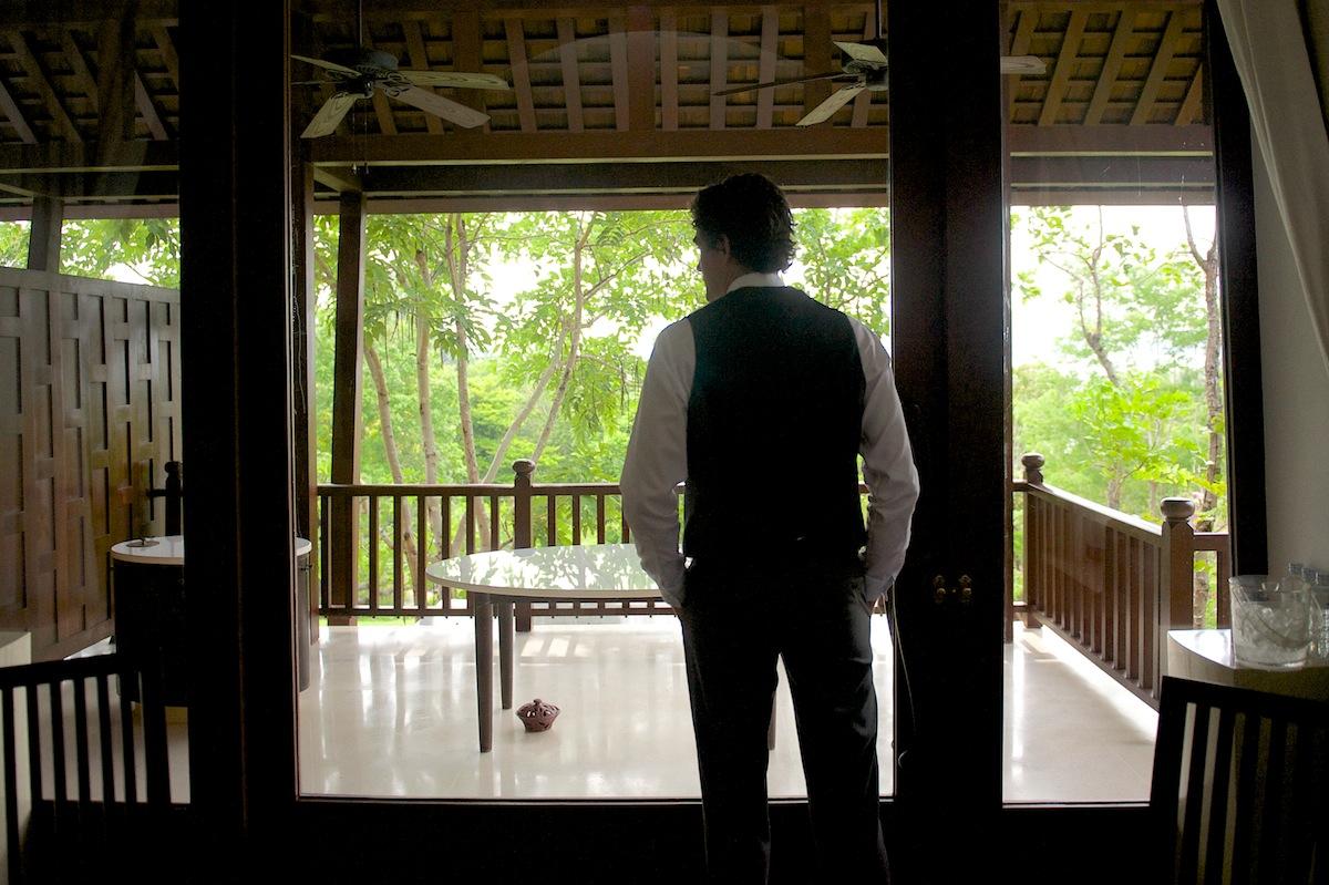 Phulay Bay Krabi Wedding Thailand Alicia & Ben 1