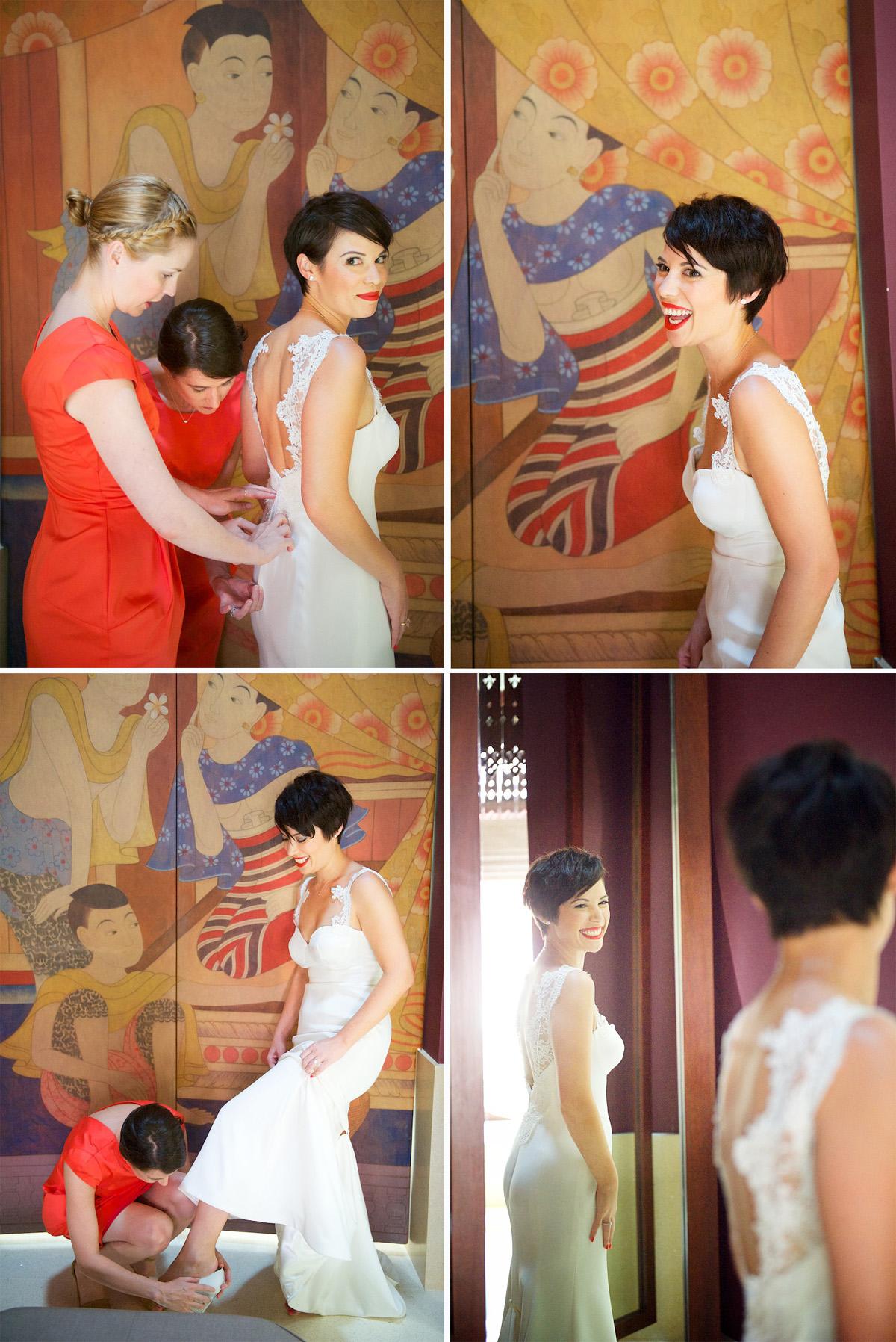 Phulay Bay Krabi Wedding Thailand Alicia & Ben 20