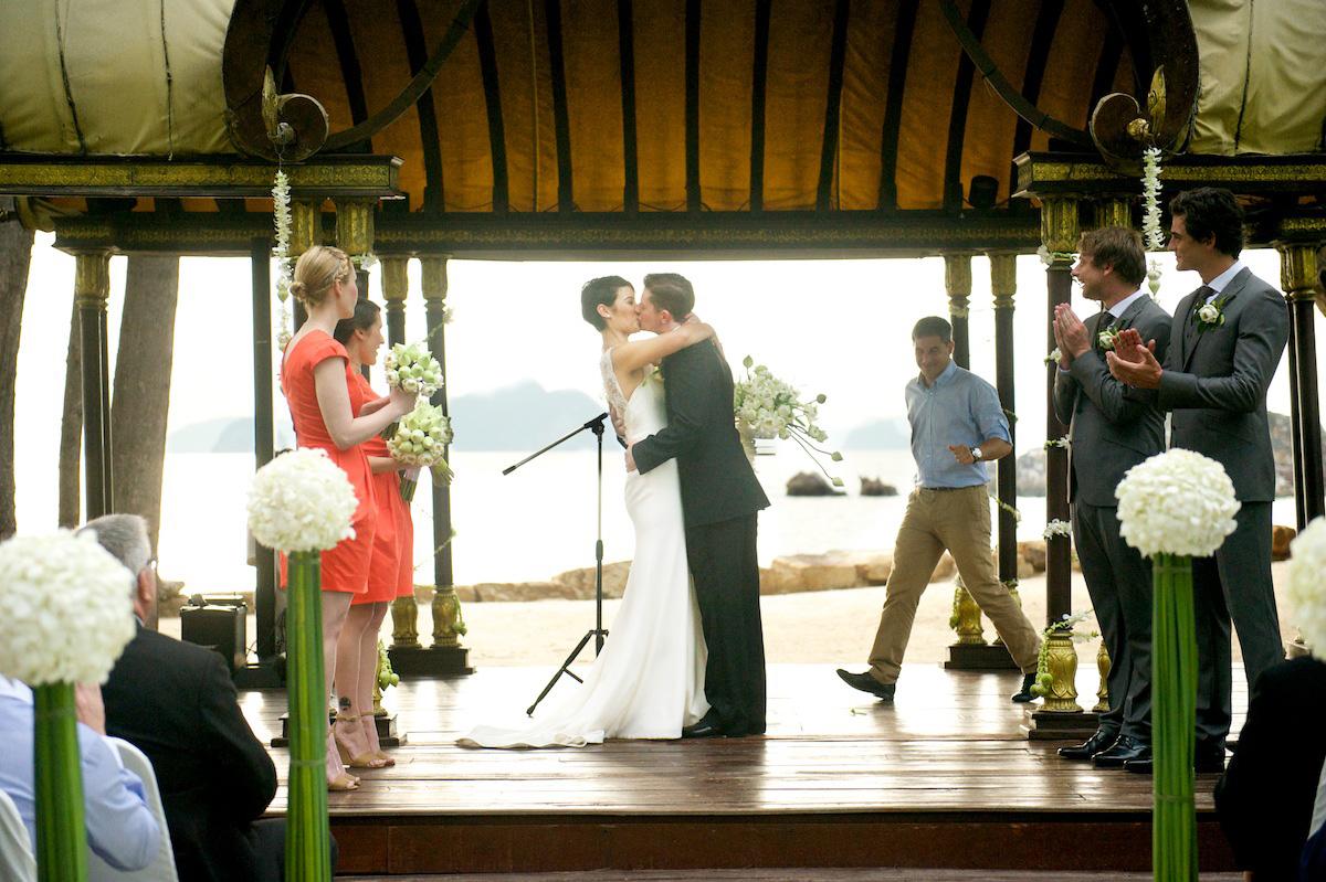 Phulay Bay Krabi Wedding Thailand Alicia & Ben 65