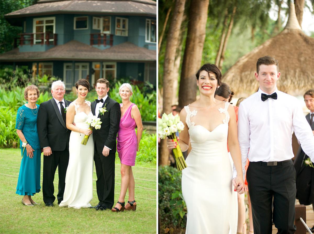 Phulay Bay Krabi Wedding Thailand Alicia & Ben 74