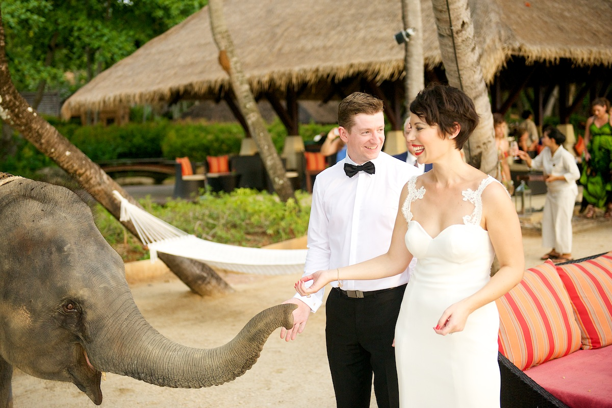 Phulay Bay Krabi Wedding Thailand Alicia & Ben 77