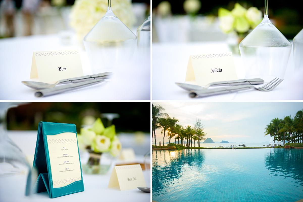 Phulay Bay Krabi Wedding Thailand Alicia & Ben 93