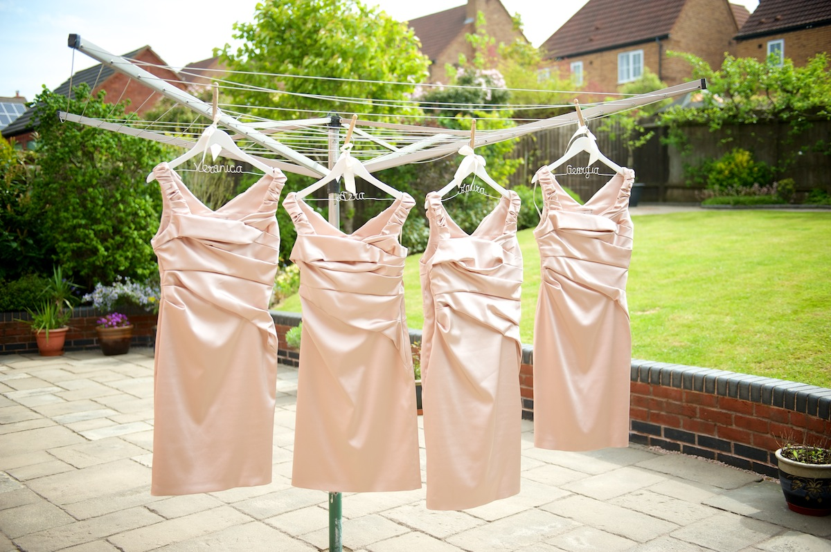 Packington Moor Wedding - Vicki & Doidge 1