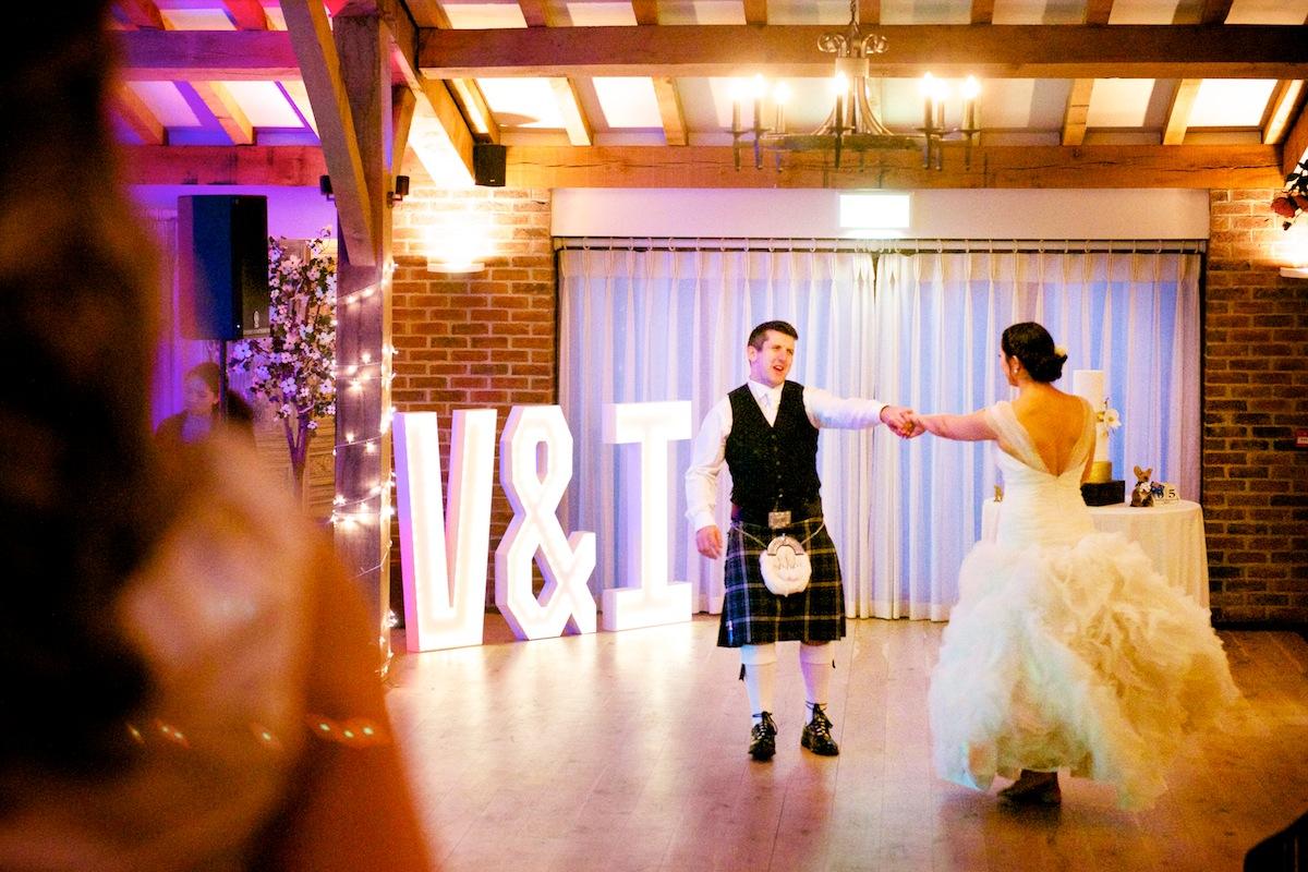 Packington Moor Wedding - Vicki & Doidge 102