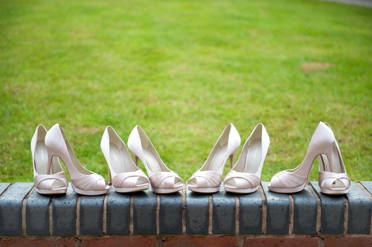 Packington Moor Wedding - Vicki & Doidge 2