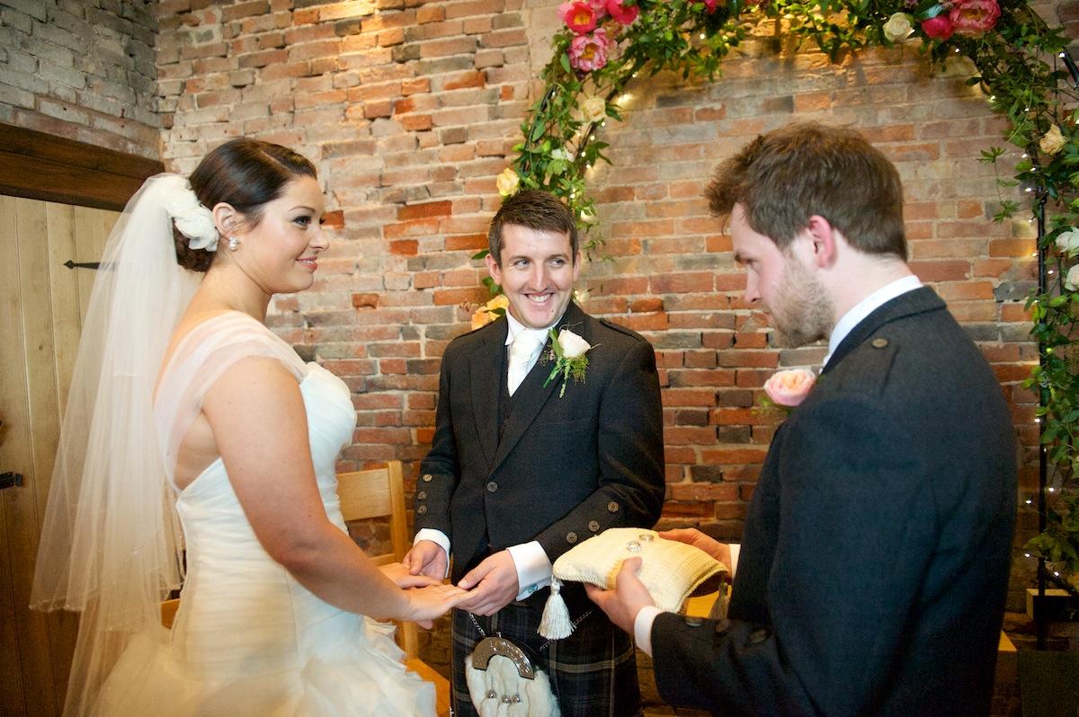 Packington Moor Wedding - Vicki & Doidge 38