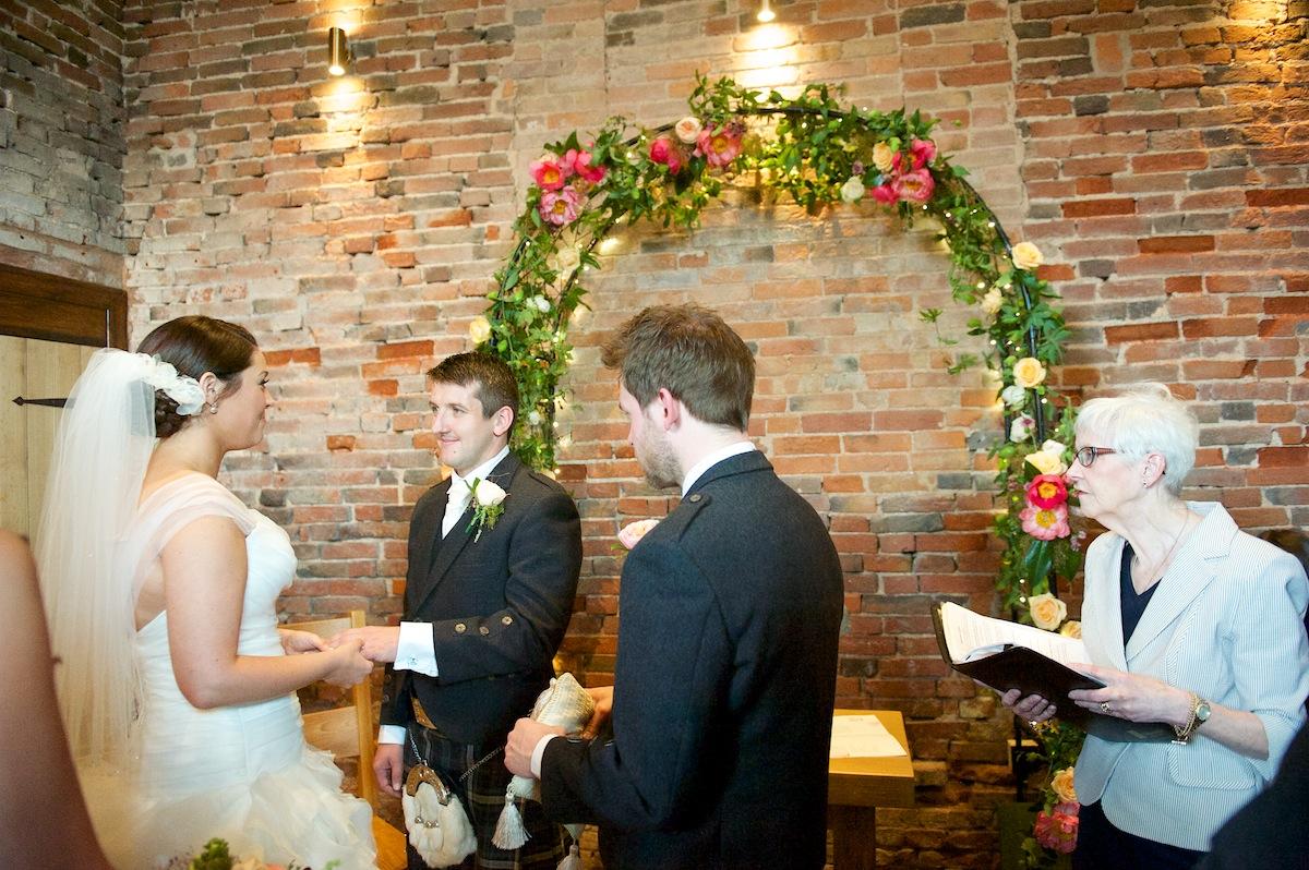 Packington Moor Wedding - Vicki & Doidge 40