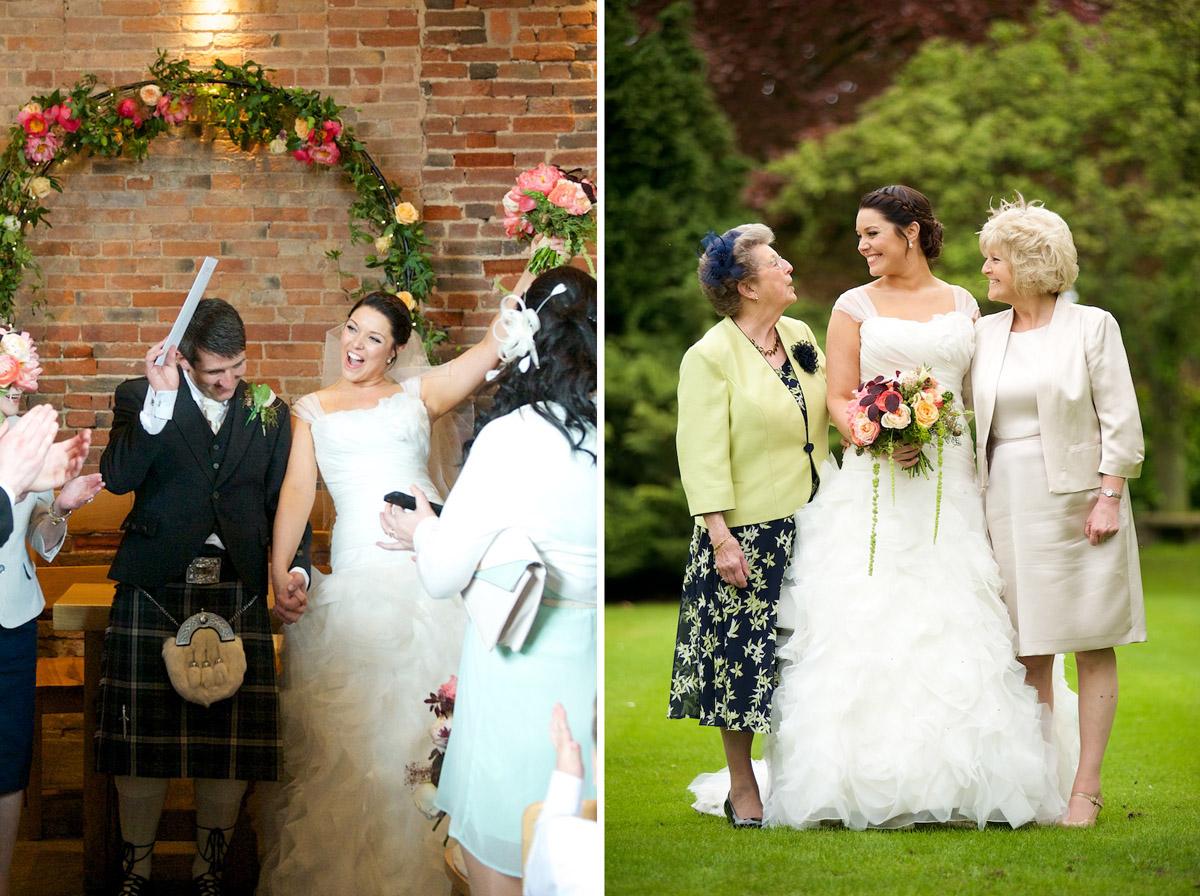Packington Moor Wedding - Vicki & Doidge 47