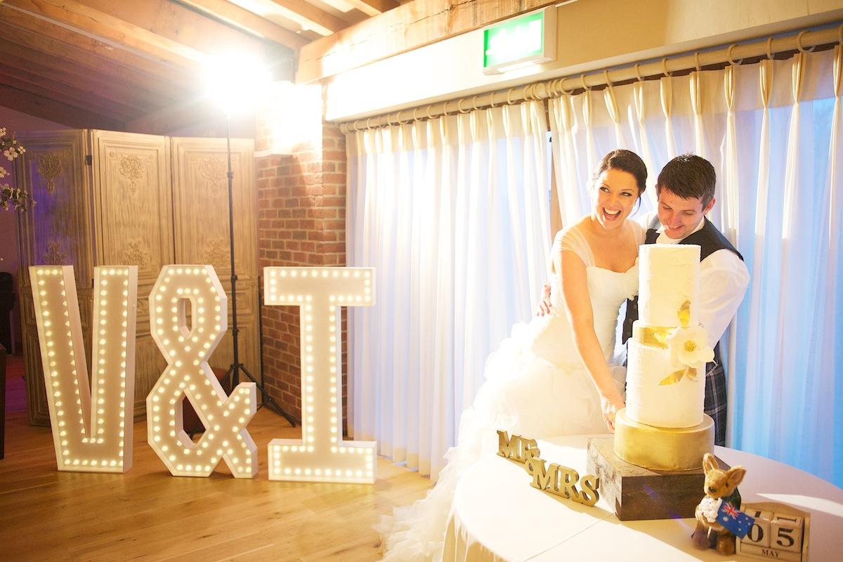 Packington Moor Wedding - Vicki & Doidge 99