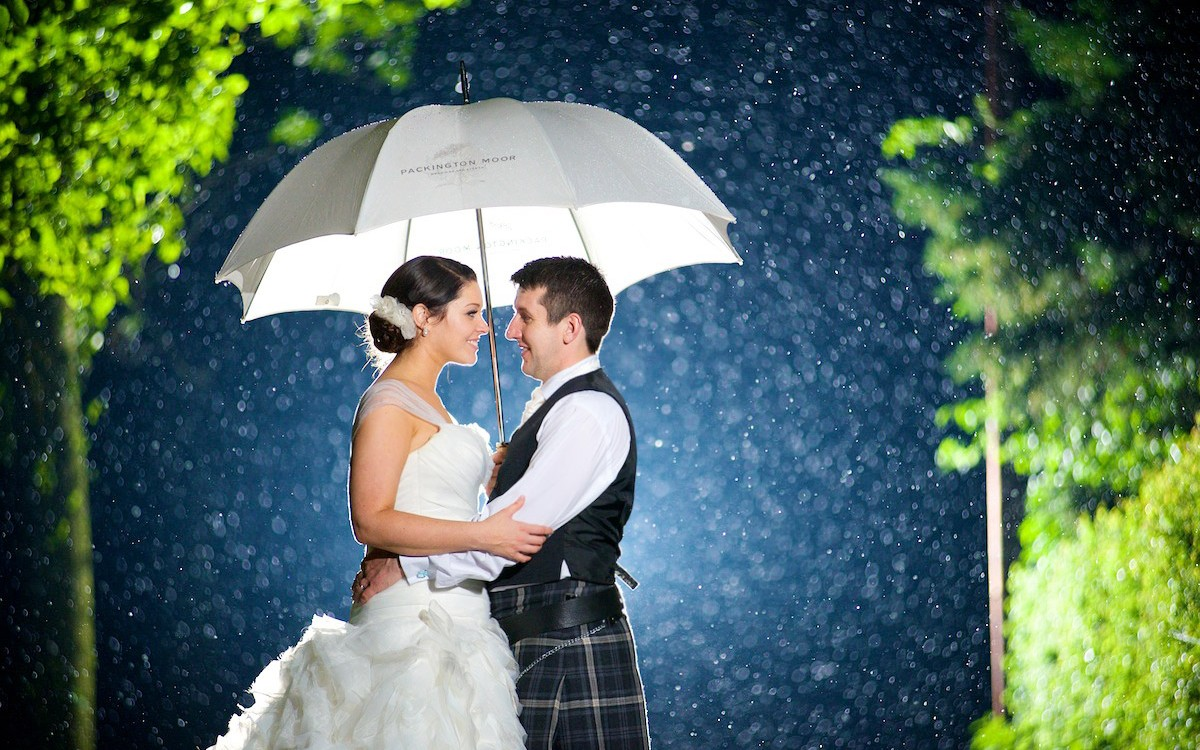 Packington Moor wedding - Vicki & Doidge