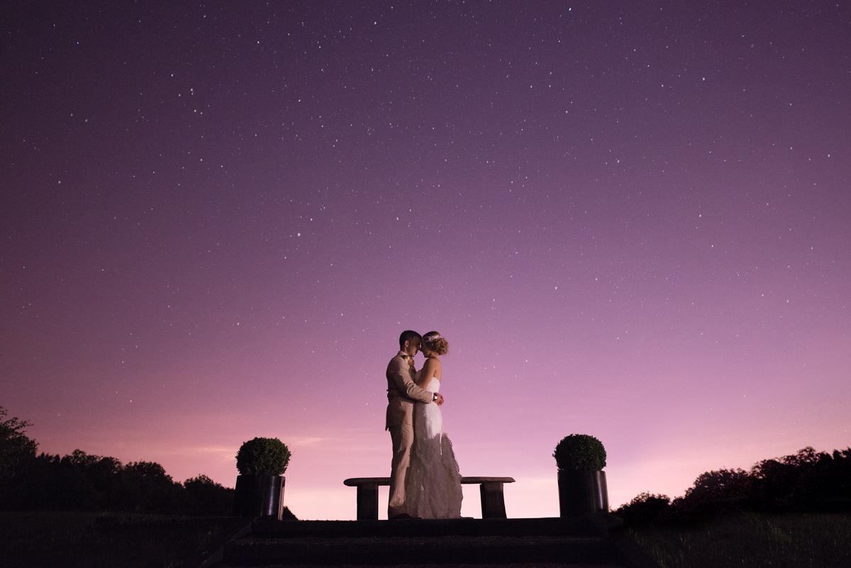 Gaynes Park Wedding - Amy & Darren-102