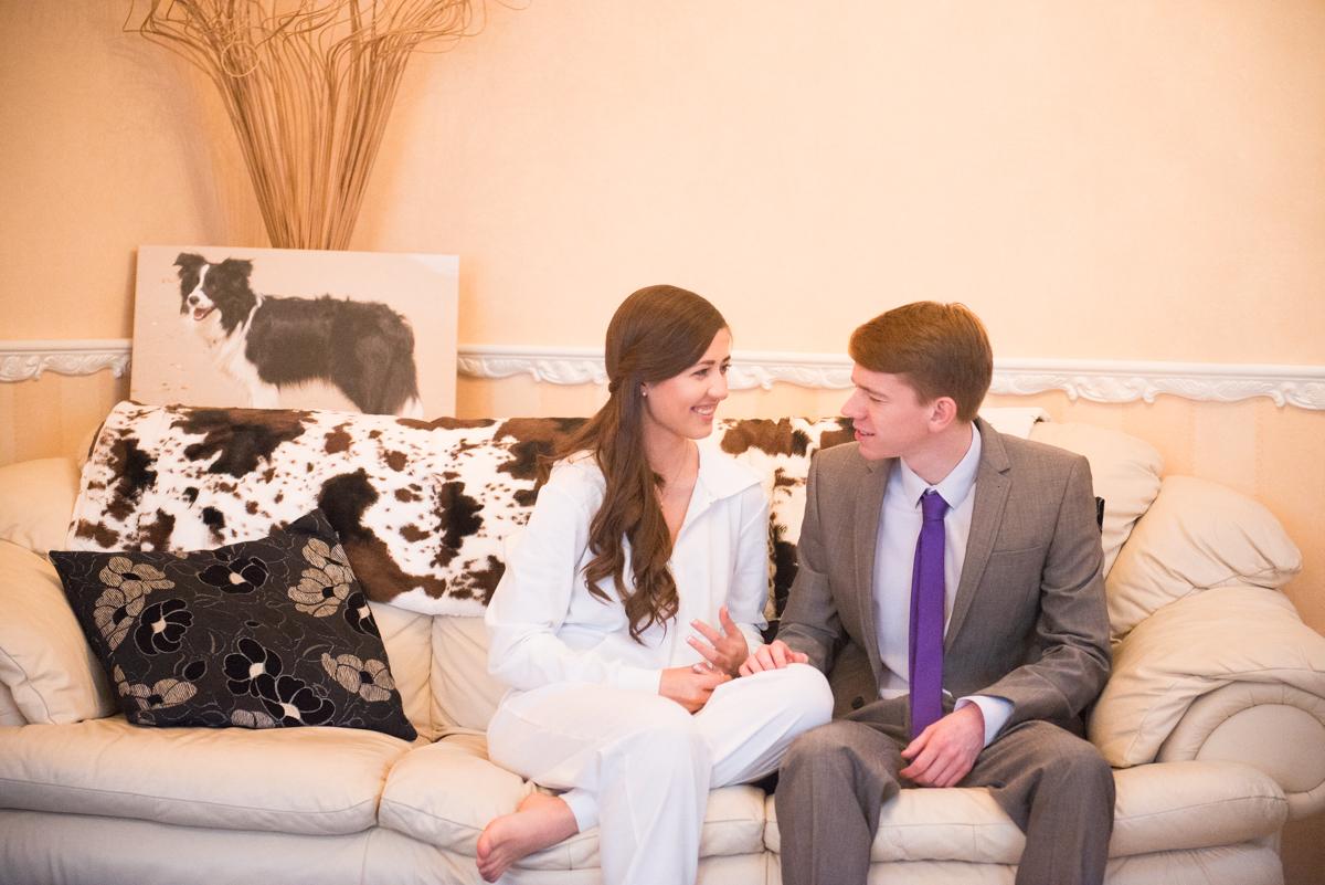 Gaynes Park Wedding - Amy & Darren-11