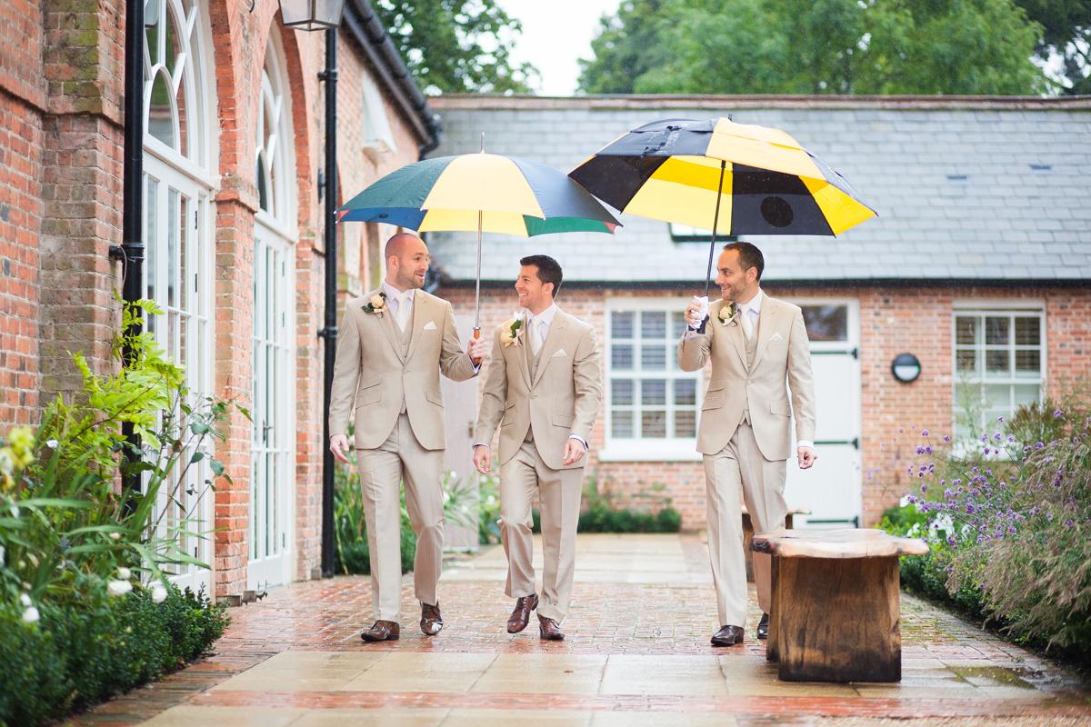 Gaynes Park Wedding - Amy & Darren-22