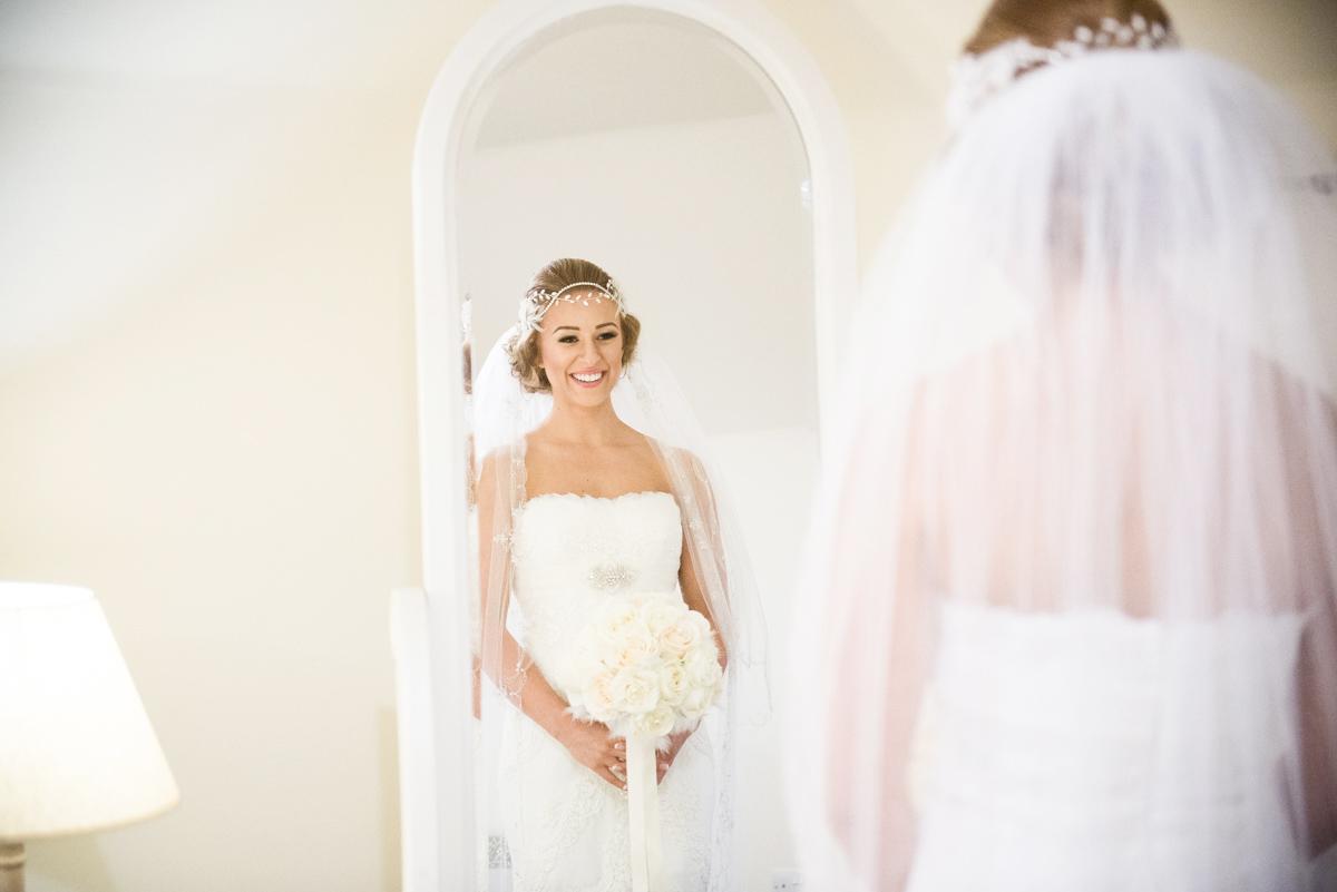 Gaynes Park Wedding - Amy & Darren-25