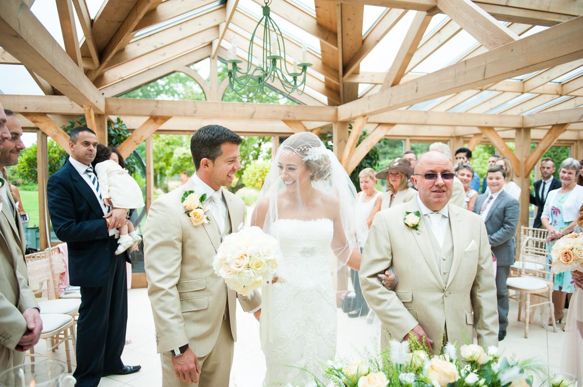 Gaynes Park Wedding - Amy & Darren-28