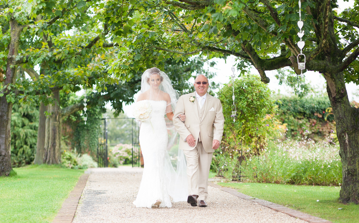 Gaynes Park Wedding - Amy & Darren-29