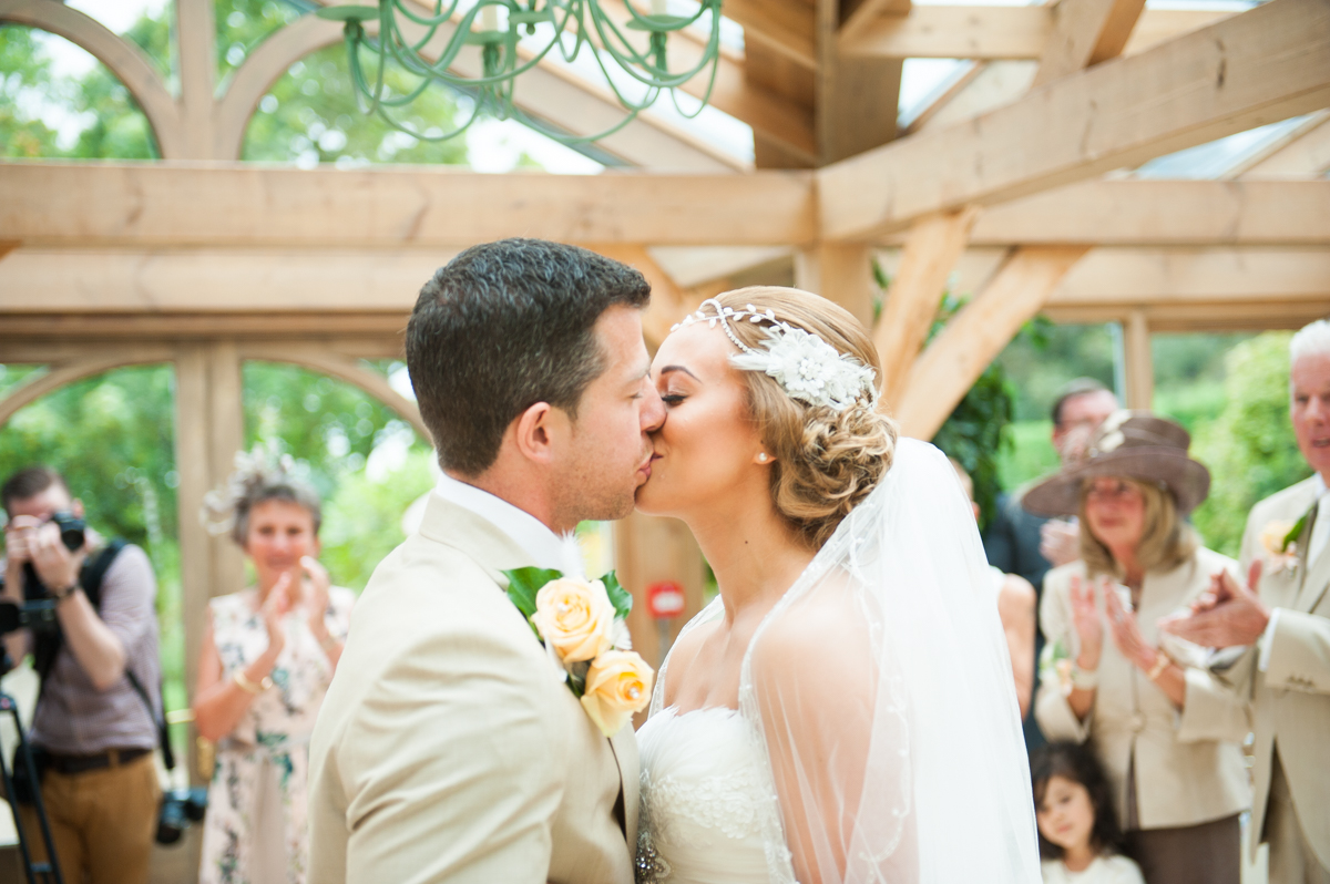 Gaynes Park Wedding - Amy & Darren-33
