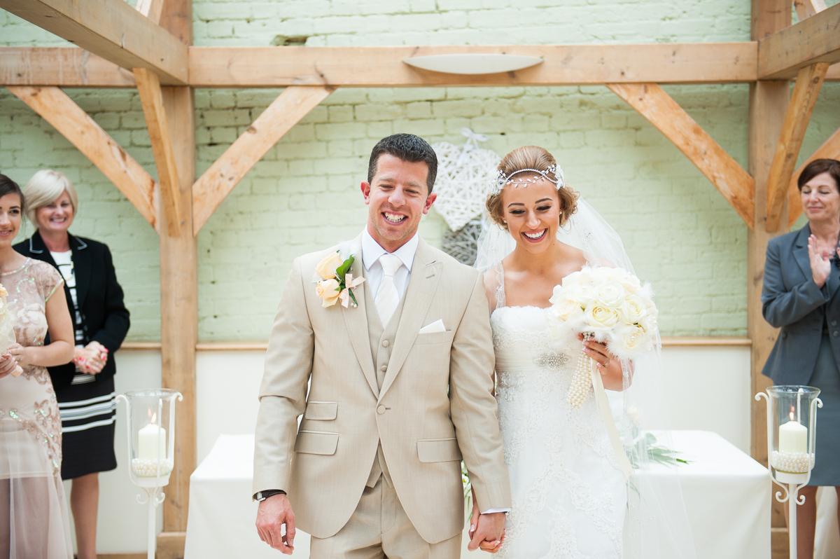 Gaynes Park Wedding - Amy & Darren-35