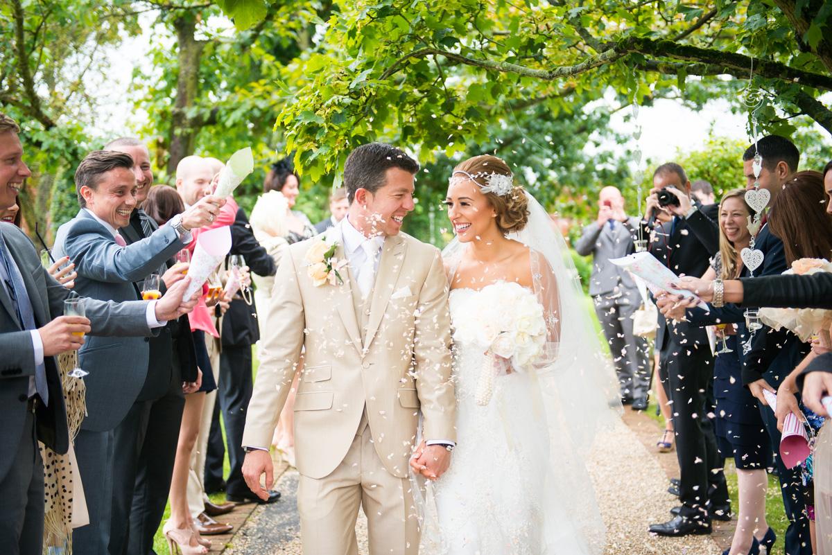 Gaynes Park Wedding - Amy & Darren-37