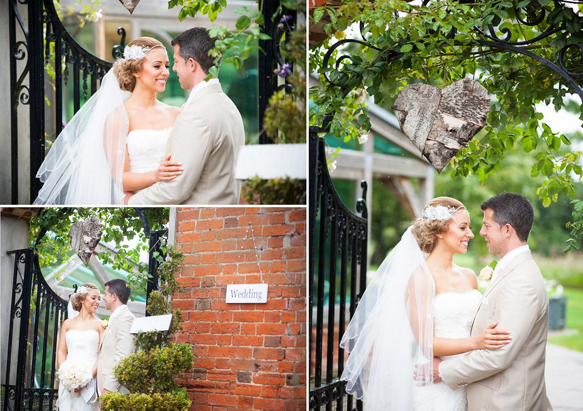 Gaynes Park Wedding - Amy & Darren-52