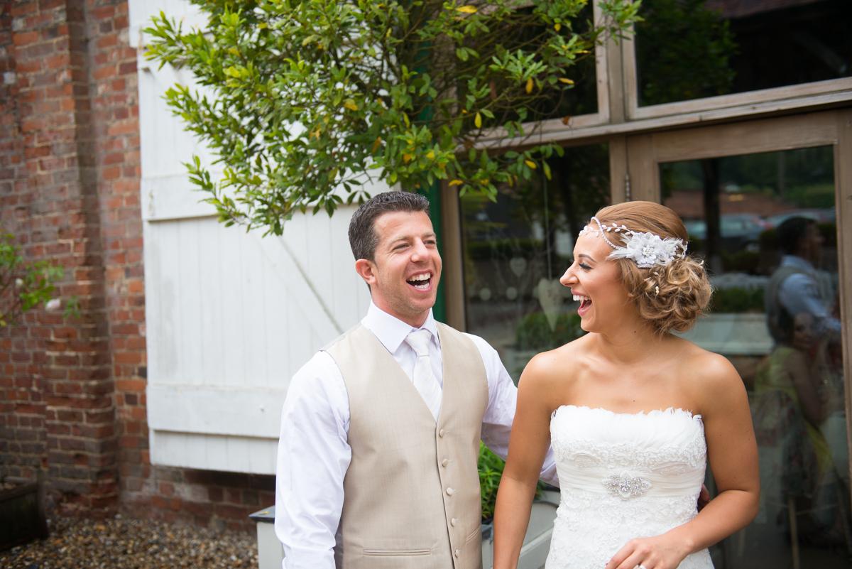 Gaynes Park Wedding - Amy & Darren-55
