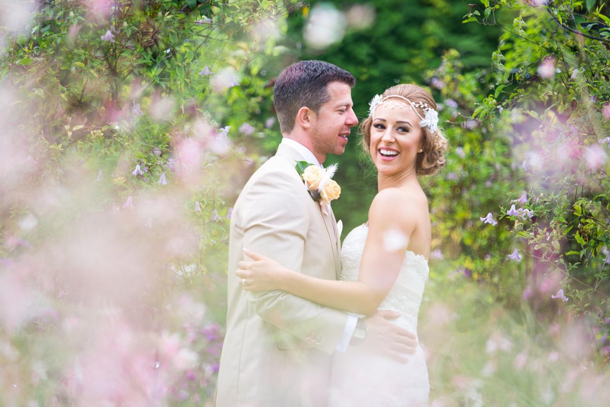 Gaynes Park Wedding - Amy & Darren-56
