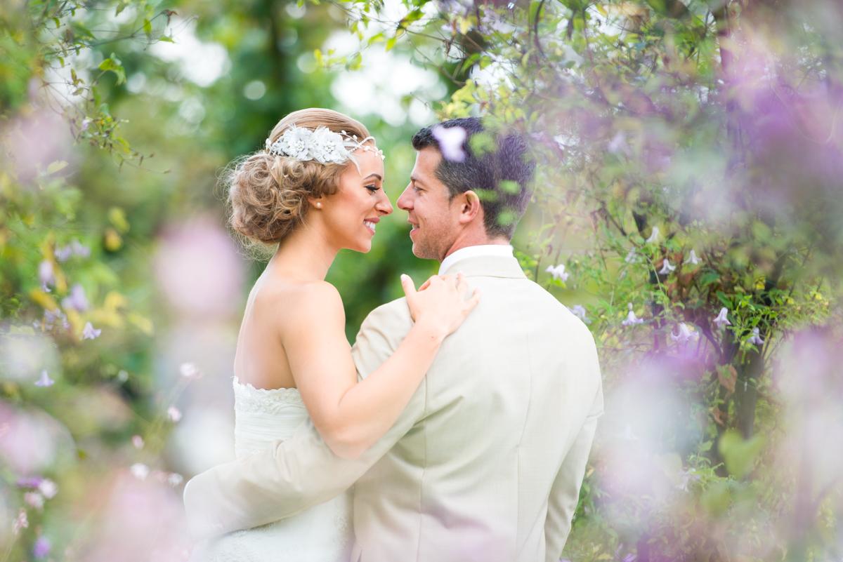 Gaynes Park Wedding - Amy & Darren-57