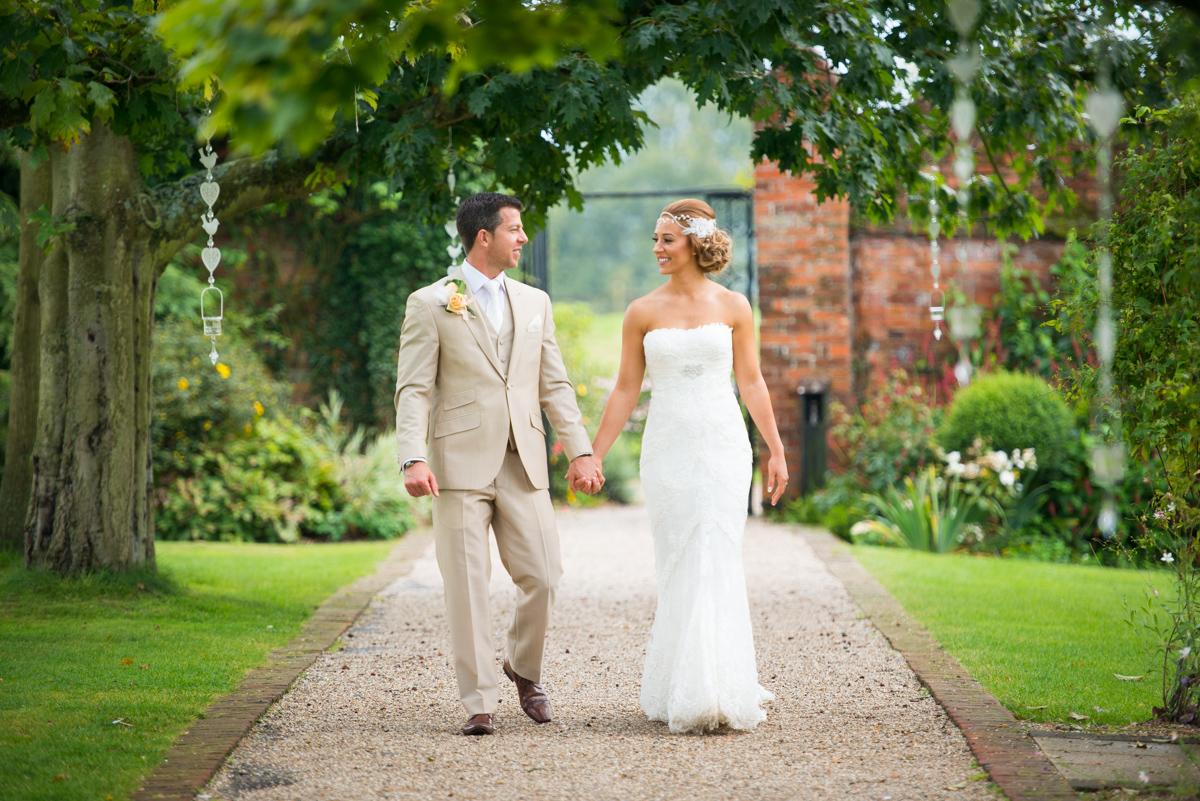 Gaynes Park Wedding - Amy & Darren-58