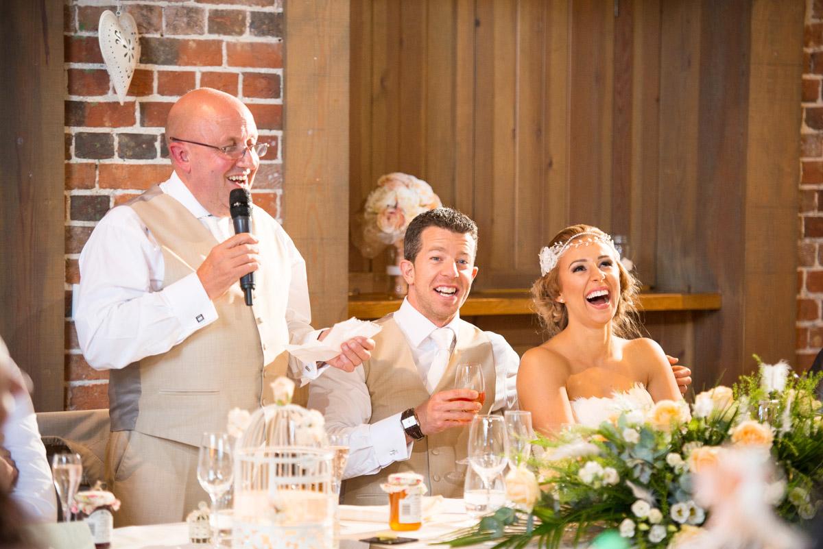 Gaynes Park Wedding - Amy & Darren-62