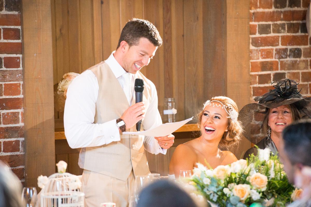 Gaynes Park Wedding - Amy & Darren-64