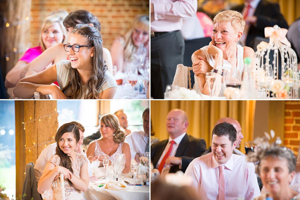 Gaynes Park Wedding - Amy & Darren-68