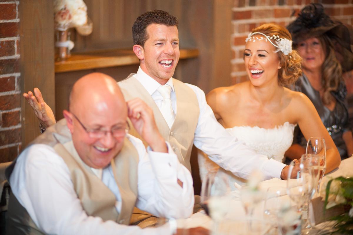 Gaynes Park Wedding - Amy & Darren-73