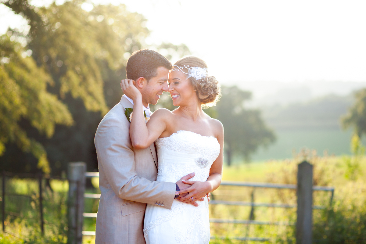 Gaynes Park Wedding - Amy & Darren-76