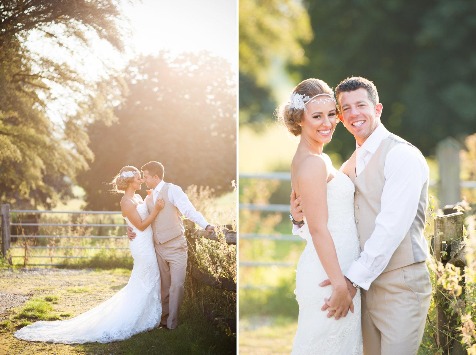 Gaynes Park Wedding - Amy & Darren-78