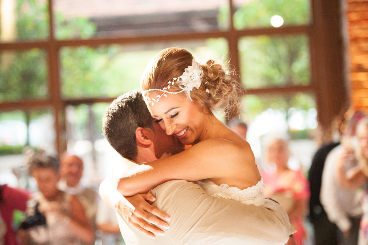 Gaynes Park Wedding - Amy & Darren-82