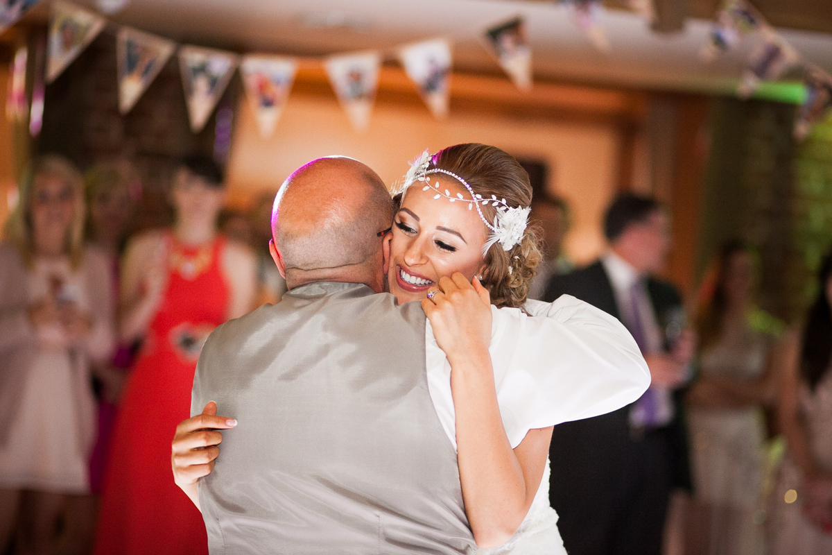 Gaynes Park Wedding - Amy & Darren-85