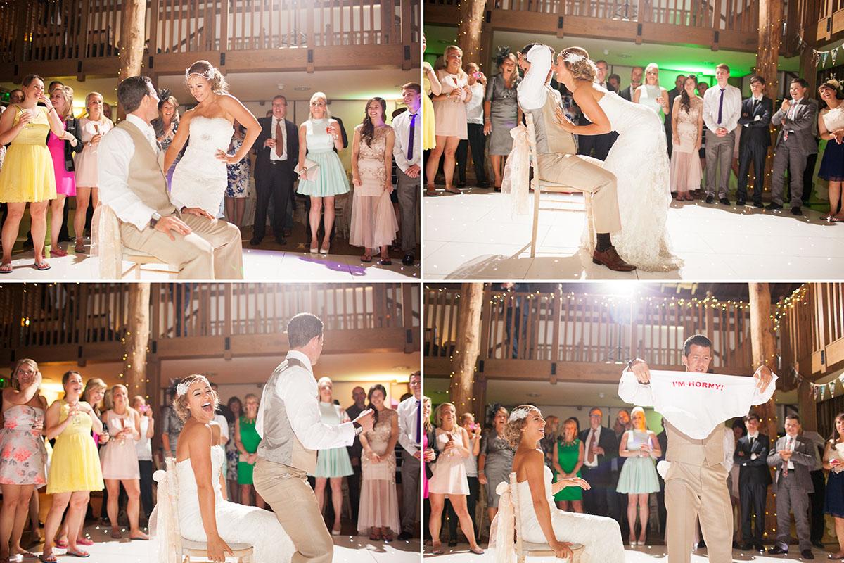 Gaynes Park Wedding - Amy & Darren-95